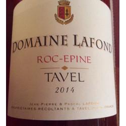 TAVEL ROC EPINE DOMAINE LAFOND 2018