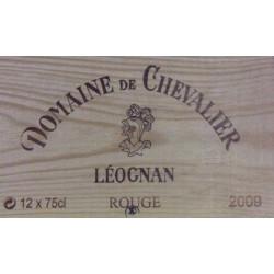 PESSAC LEOGNAN GRAND CRU CLASSE DOMAINE DE CHEVALIER  2009