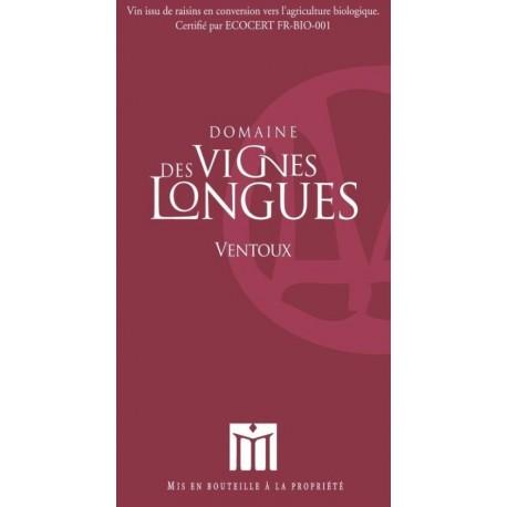 VENTOUX DOMAINE DES VIGNES LONGUES 2015