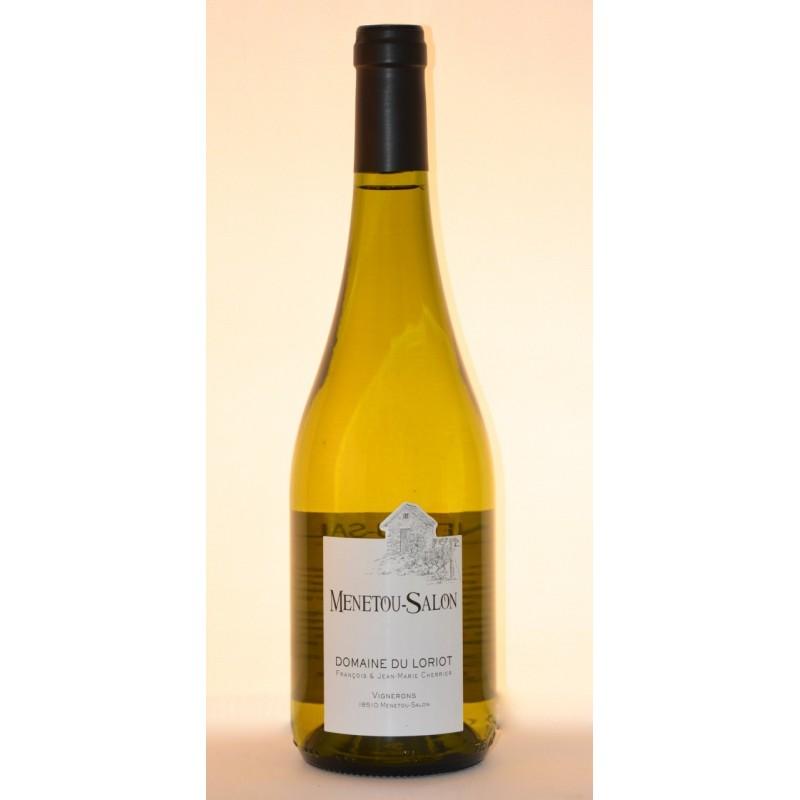Menetou salon blanc domaine du loriot 2016 vins delaby - Assadet menetou salon ...